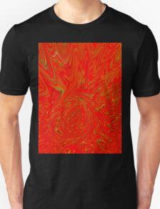 Alert Abstract  T-Shirt