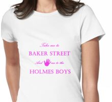 Hand me to the Holmes Boys T-Shirt