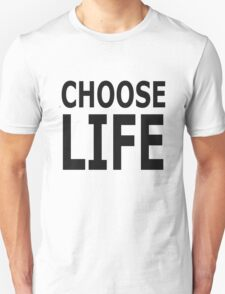 Wham- Choose Life T-Shirt
