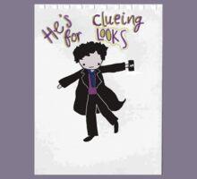 Sherlock Clueing For Looks by IOUcookies
