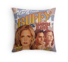 Buffy: Once More, With Feeling Throw Pillow