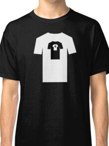 World within black Classic T-Shirt