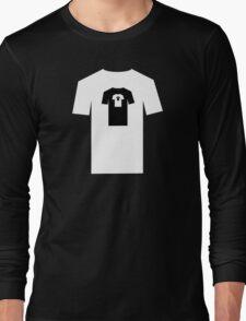 World within black Long Sleeve T-Shirt
