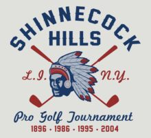 Shinnecock Hills Golf by LicensedThreads