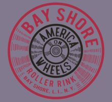 Bay Shore Roller Rink by LicensedThreads