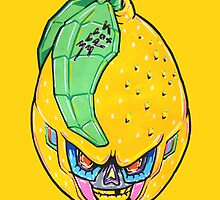 Fruity Hero // Lemon Demon by bkkbros