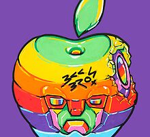 Fruity Hero // Apple Max by bkkbros