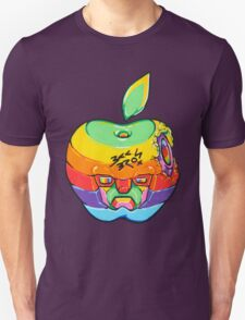 Fruity Hero // Apple Max Unisex T-Shirt