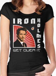 Iron Holmes Women's Fitted Scoop T-Shirt