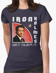 Iron Holmes Womens Fitted T-Shirt