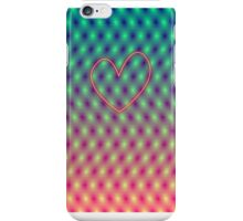 glowing heart KANDY ™   iphone case iPhone Case/Skin