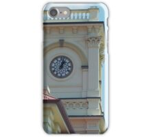 Clock Tower Maryborough Queensland Australia iPhone Case/Skin