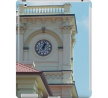 Clock Tower Maryborough Queensland Australia iPad Case/Skin