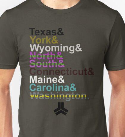 Project Freelancer  Unisex T-Shirt