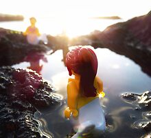 Mermaid ladies night by bricksailboat