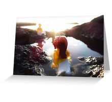 Mermaid ladies night Greeting Card