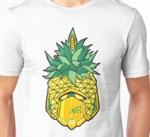 Fruity Hero // Pineapple Robo Unisex T-Shirt