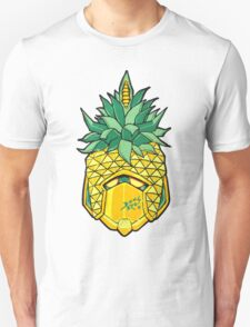 Fruity Hero // Pineapple Robo T-Shirt