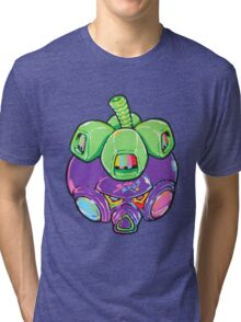 Fruity Hero // Super Mangosteen Tri-blend T-Shirt