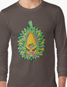 Fruity Hero // Durian Major Long Sleeve T-Shirt