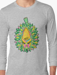 Fruity Hero // Durian Major Long Sleeve T-Shirt