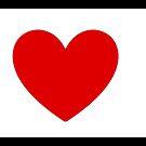 I Heart Cinderella (Classic Logo)  by ShopGirl91706