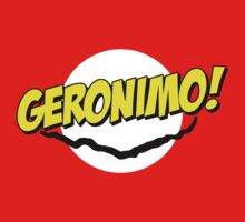 Geronimo! One Piece - Long Sleeve