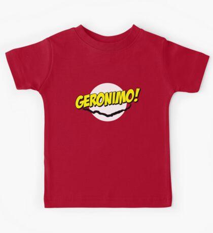 Geronimo! Kids Tee