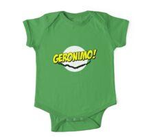 Geronimo! One Piece - Short Sleeve