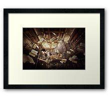fallen Framed Print