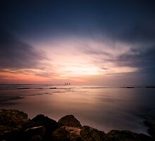 On The Rocks by Motti Golan