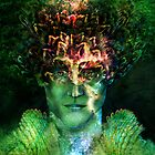The Green Man by Jezhawk