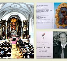 Requiem for Joseph Kraus by ©The Creative  Minds