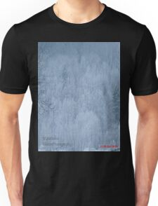Snowy Allegany mountains Unisex T-Shirt