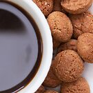 Kruidnootjes and Coffee by Charlotte Lake