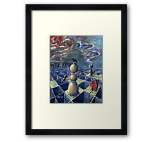 The Impossible Game. Framed Print