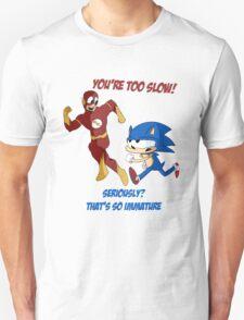 Sonic & Flash T-Shirt