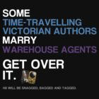 Some Victorians marry Warehouse agents Dark Version. by 3of8