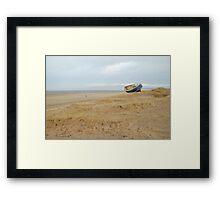 Fleetwood, Lancashire Framed Print