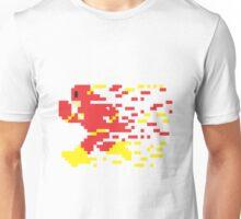 8 Bit Lightning Unisex T-Shirt