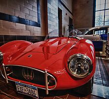 Maserati A6-GCS by barkeypf