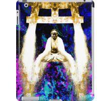 gold water on serenity iPad Case/Skin