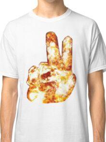 Peace explosion Classic T-Shirt