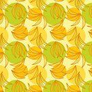 Banana Pattern by KarterRhys