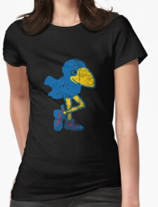 Vintage Jayhawk Womens Fitted T-Shirt