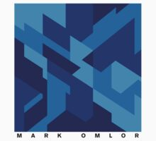 BLUE VISION by Mark Omlor