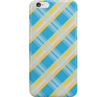 Pink, Blue, and Yellow iPhone Case/Skin