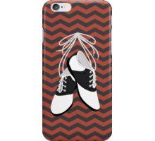 Saddle Shoes iPhone Case/Skin