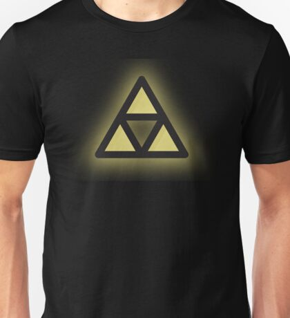 Simple Triforce Unisex T-Shirt