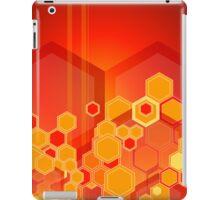Retro 80's Abstract Design iPad Case/Skin